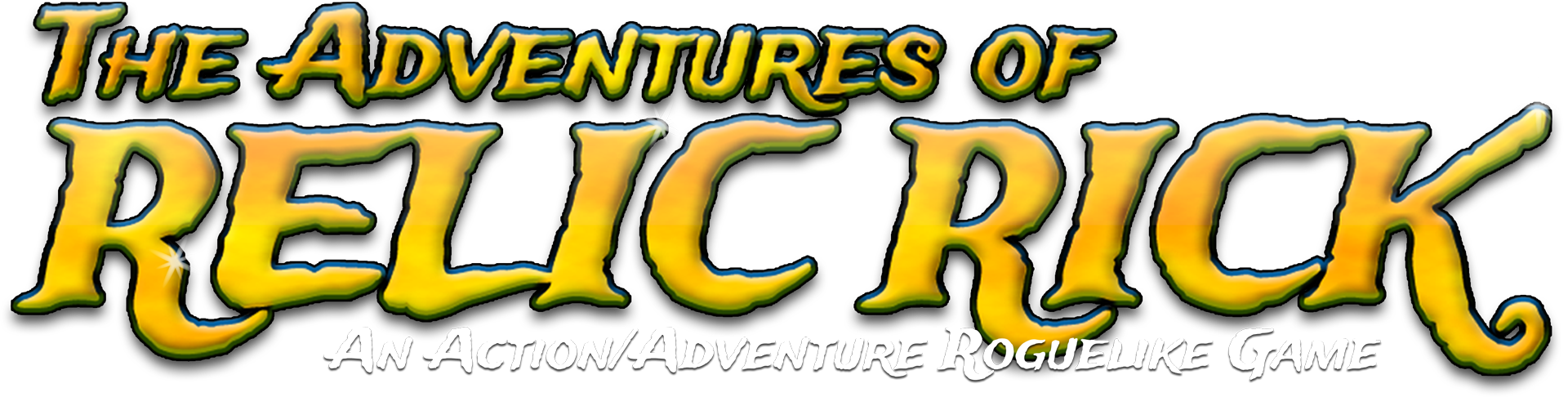 The Adventures of Relic Rick: An Action/Adventure Roguelike Game By Toxin Games